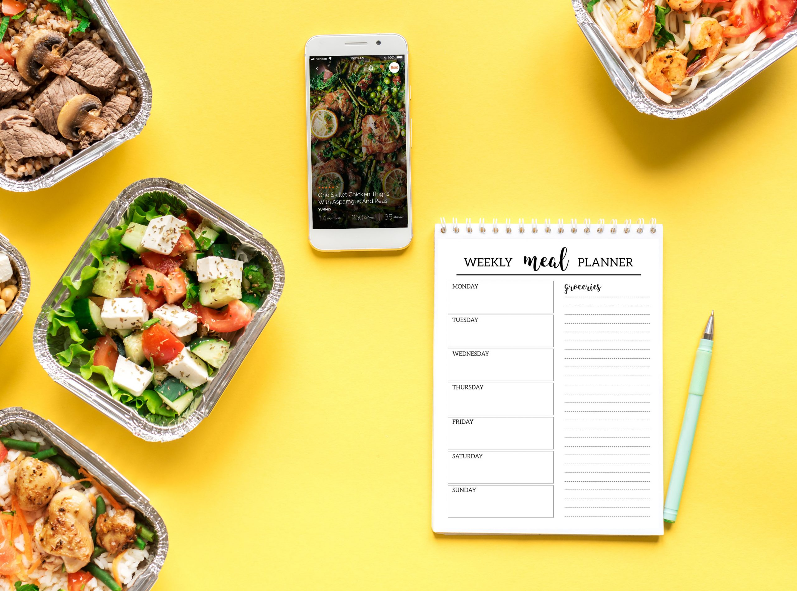 Intuitive Eating and Meal Planning
